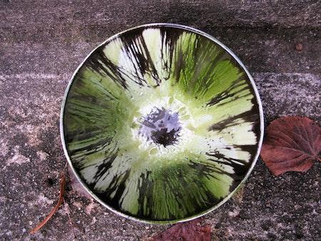 Green kaskad bowl 4186