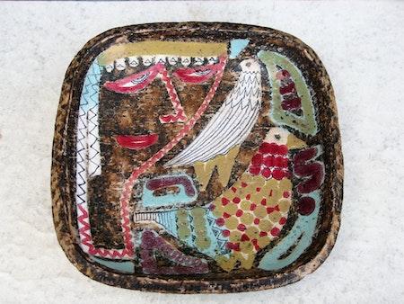 plate 4068 birdgirl
