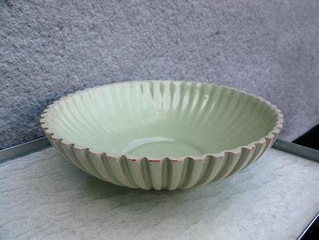 green reffel bowl 258