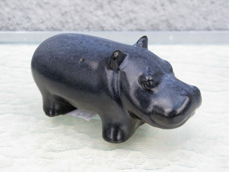 mari`s blue hippo