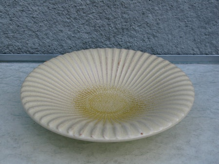 yellowish bowl 353