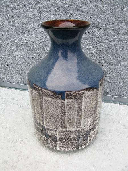 blue tina vase4543