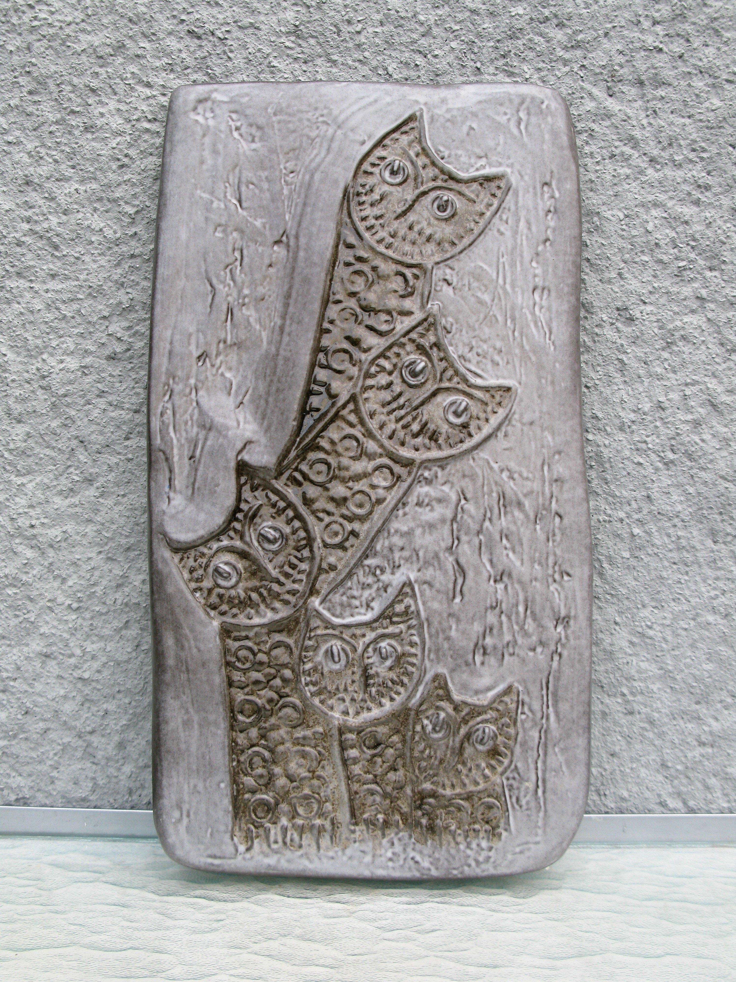 owl wall plate 0139e