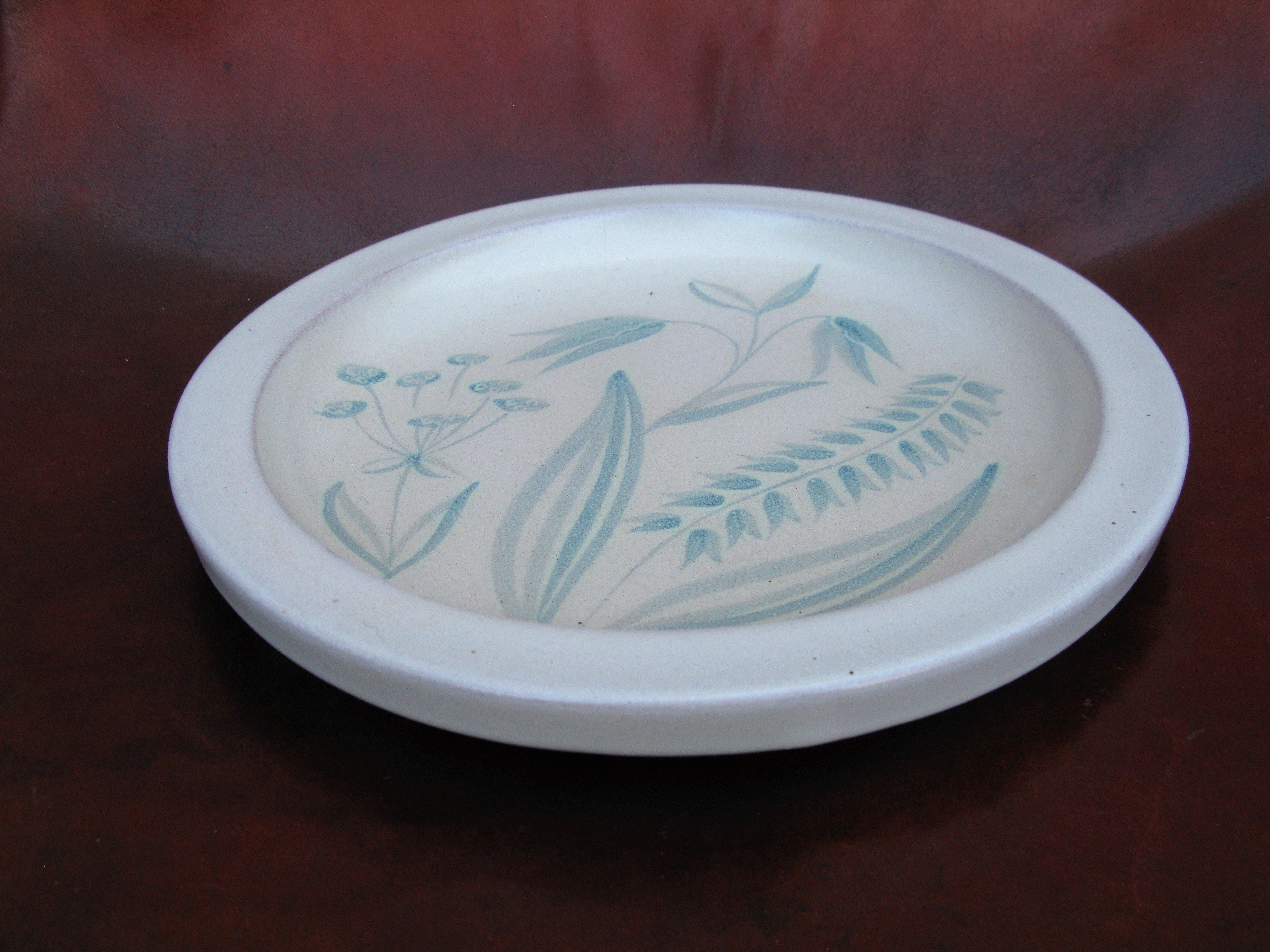 green flora plate 46