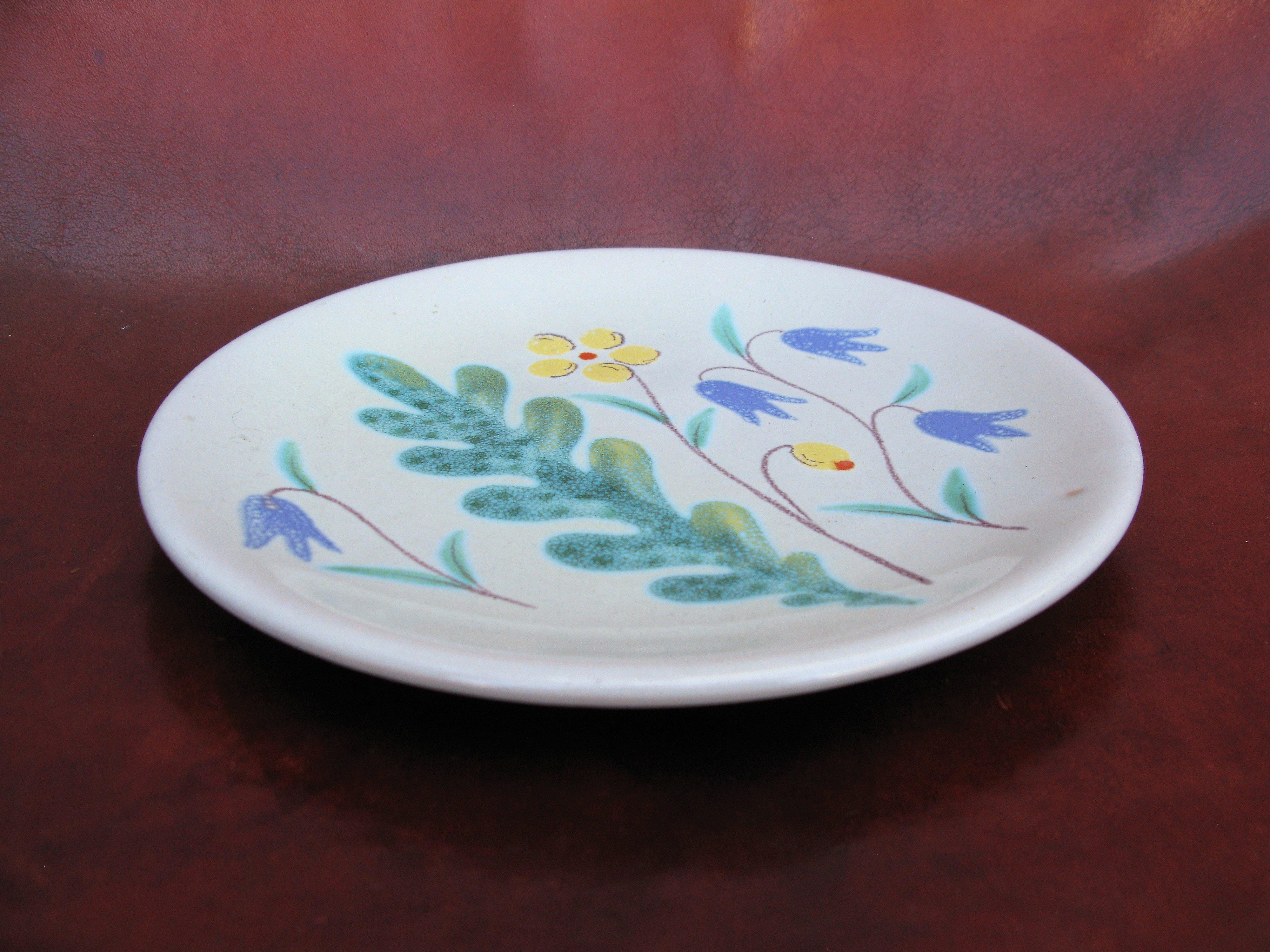ängsblom small plate 1