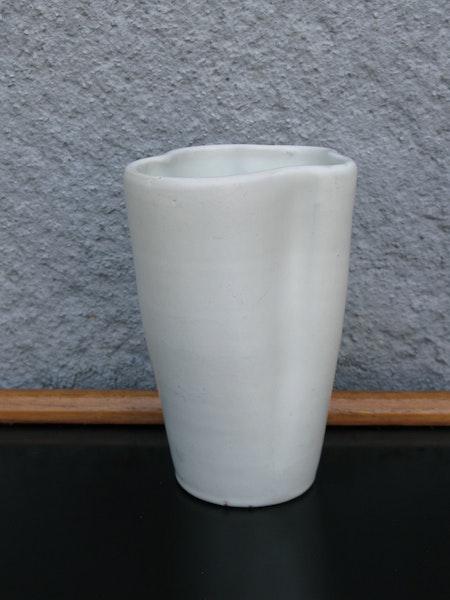 white vase 338