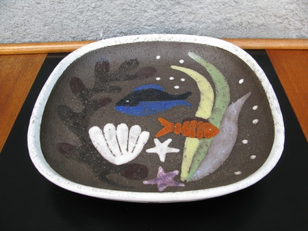 havsflora plate 1069