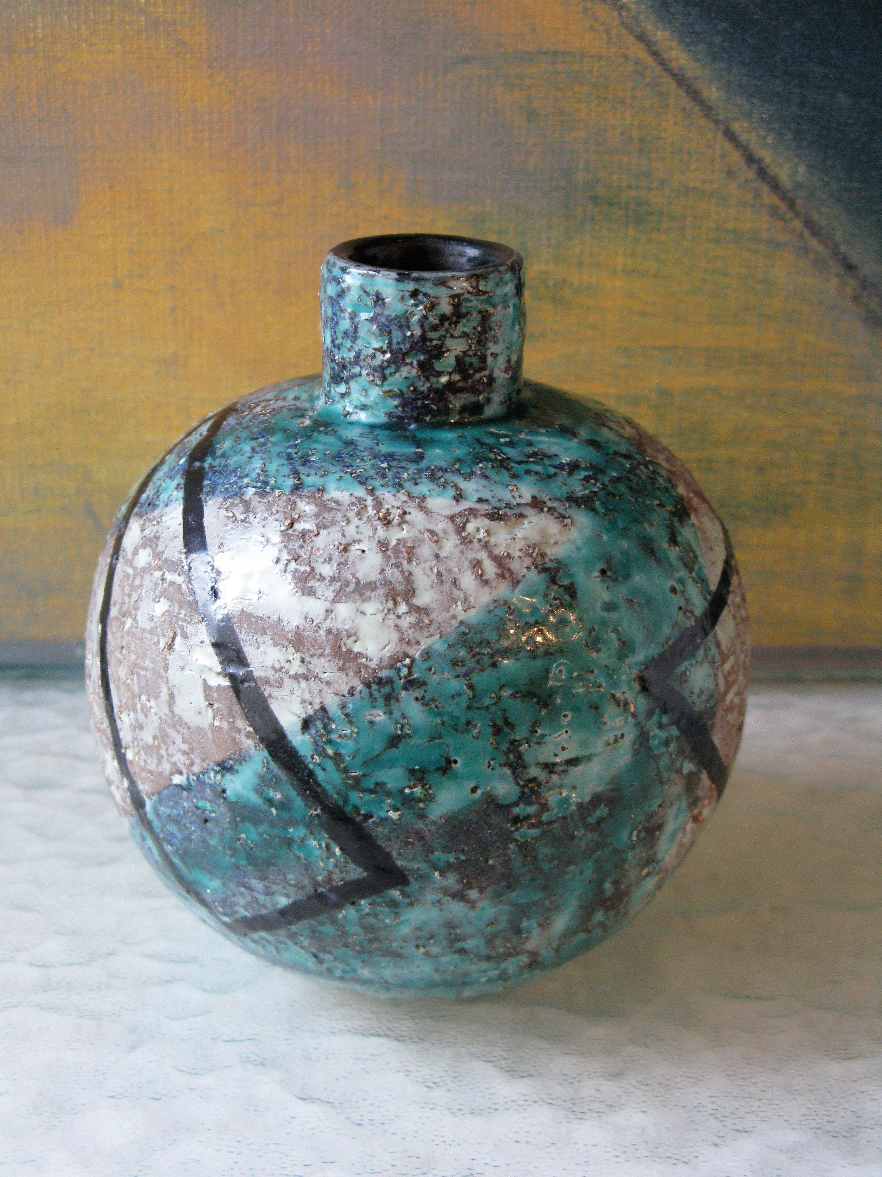 chamotte vase 2311