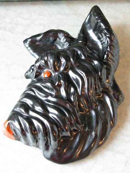 black terrier wallplate 3213