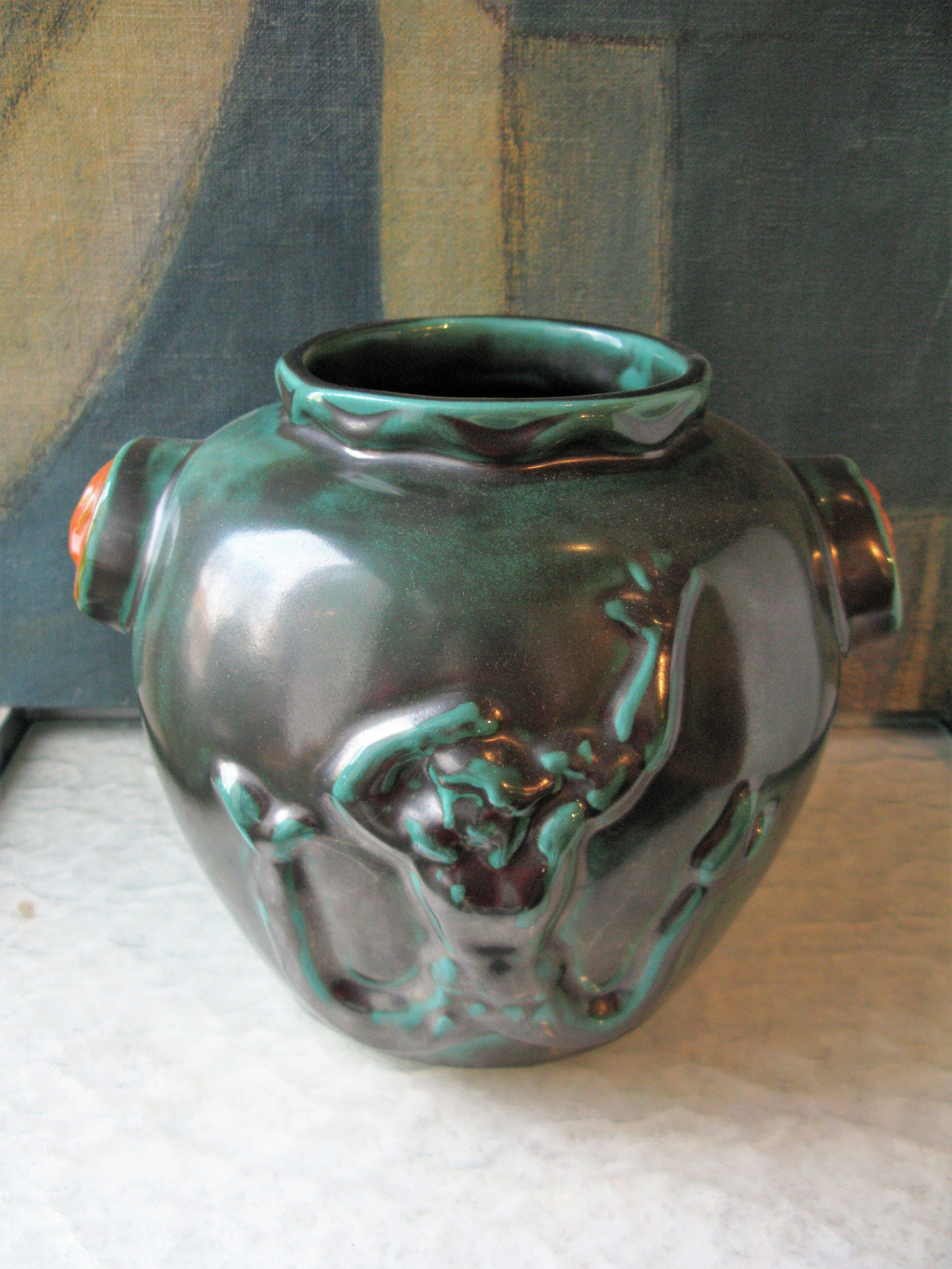 green vase 55