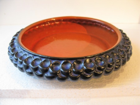 Blue/orange bowl 1001t