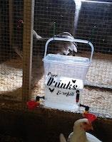 S-KROKAR i 2-pack för upphängning tex vatten höns/anka