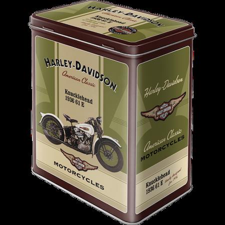Rea! Harley-Davidson BURK 3liter Flera olika motiv