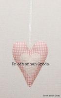 Hjärtan rutiga rosavita TYG
