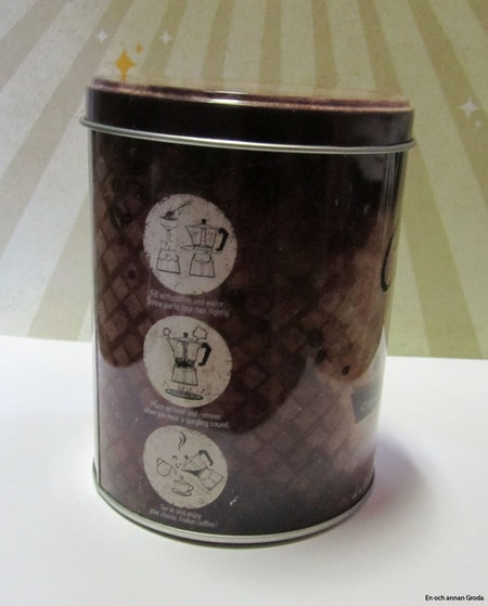 Rea! Coffee house BURK 1liter kaffeburk