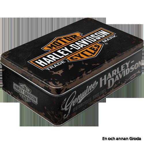 Harley-Davidson  BURK METALL 2,5liter