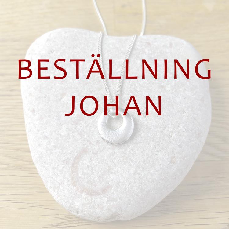 MADE BY LEENA - Beställning, Johan