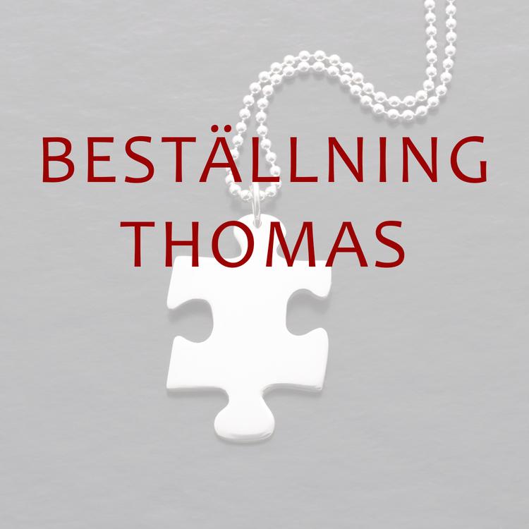 MADE BY LEENA - Beställning, Thomas