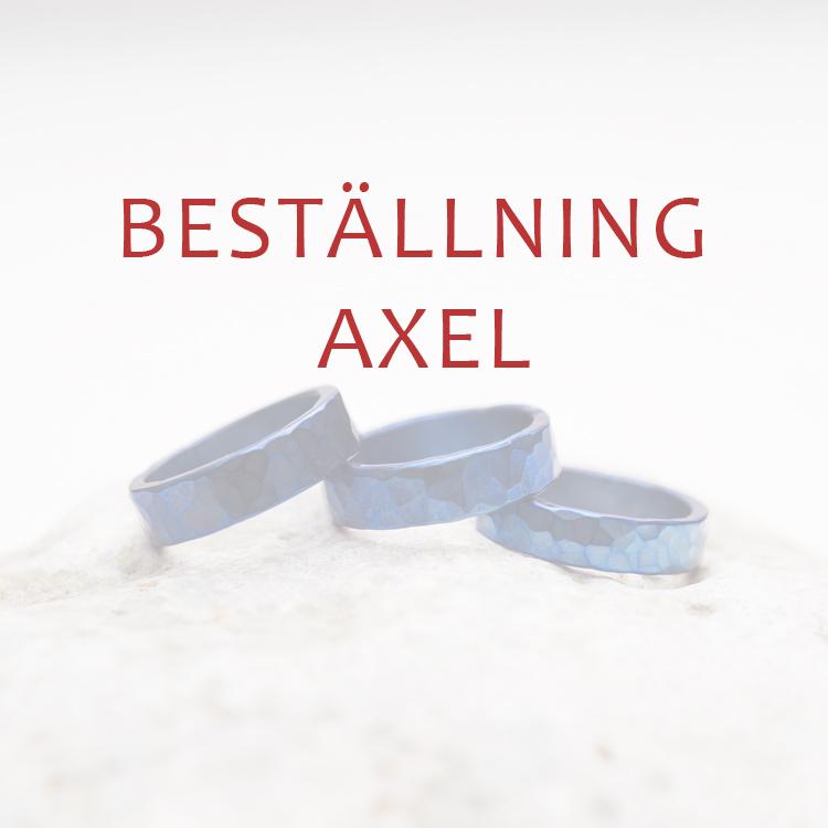 VRÅK DESIGN - Beställning Axel