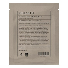 Bioearth Face Mask Filler Effect