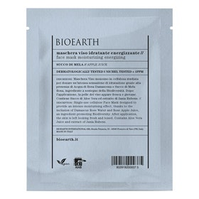 Bioearth Face Mask Moisturizing Energizing