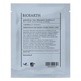 Bioearth Face Mask Moisturizing Soothing