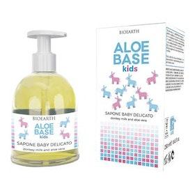 Bioearth Aloe Base Kids Delicate Baby Soap