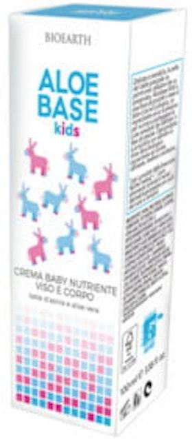 Bioearth Aloe Base Kids Nourishing Cream