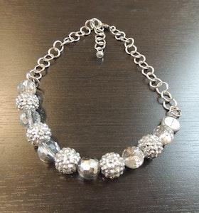 Våga Halsband Silver