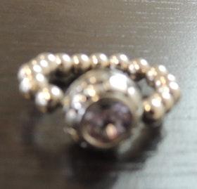 Våga Ring Silver