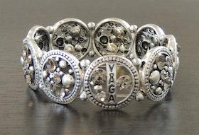 Våga Armband Silver