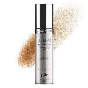 Liquid Veil 4-in-1 Spray Foundation Tan