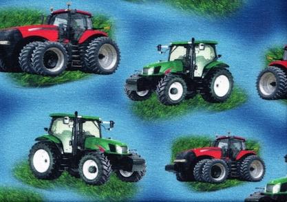 Traktorer Stora