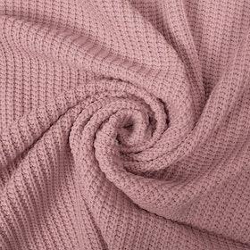 Big knit Dusk pink