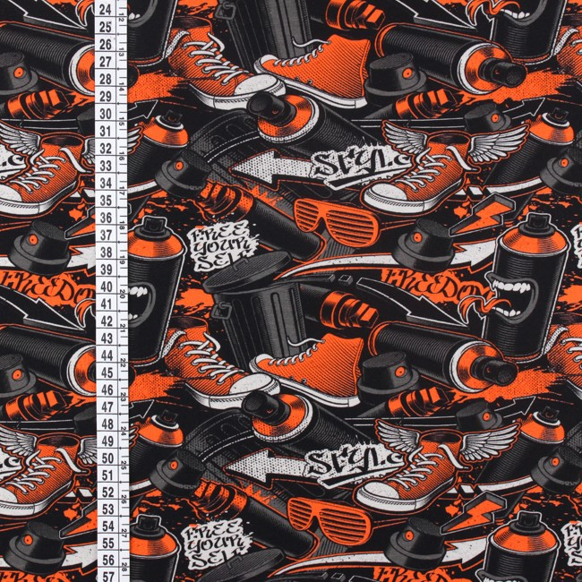 Hip Hop - Orange