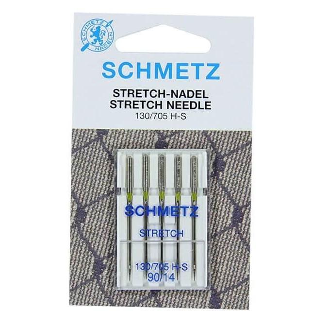 Symaskinsnålar - Stretch, 5-pack