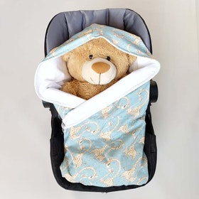 Babywrap - Valfritt tyg