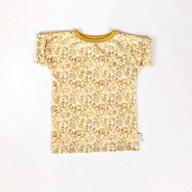 T-shirt med muddärm - Shimmer Leo