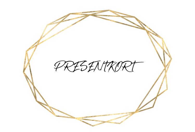 Presentkort 100 :-