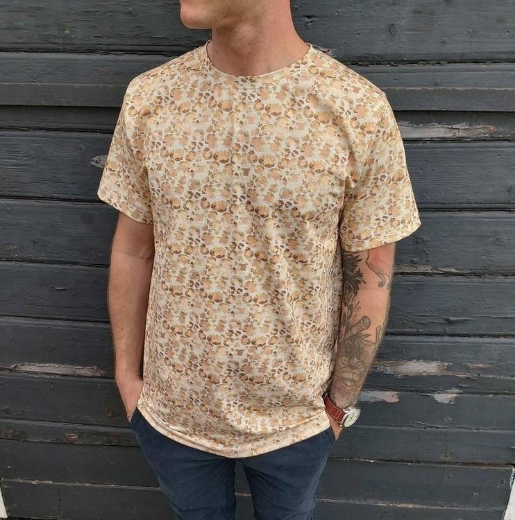 T-shirt för man