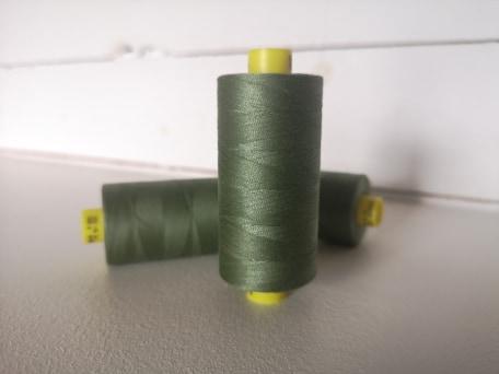 Sytråd Mara 120 - Dimgrön