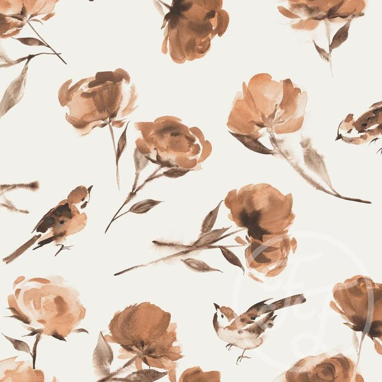 Roses & Birds