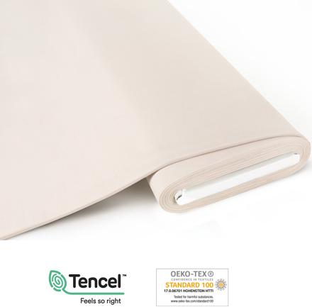 TENCEL™ - Jersey Ecru