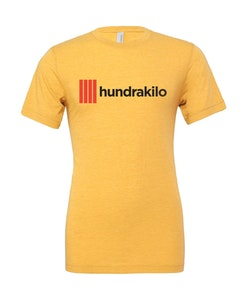 "Unisex TriBlend T-Shirt ""Hundrakilo"" 