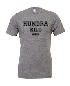 "Unisex TriBlend T-Shirt ""College"" | Grey"