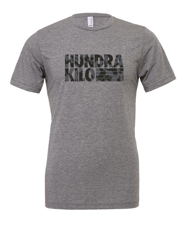 "Unisex TriBlend T-Shirt ""Camo""   Grey"