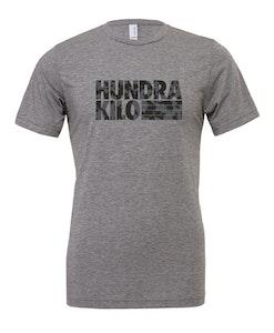 "Unisex TriBlend T-Shirt ""Camo"" | Grey"