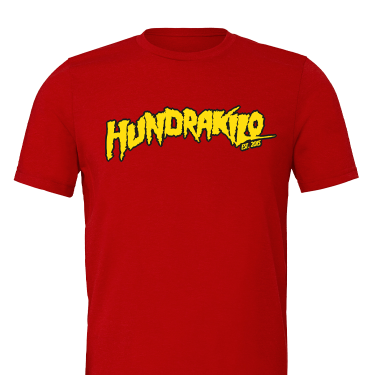 """Unisex TriBlend T-Shirt """"Hundramania"""" 