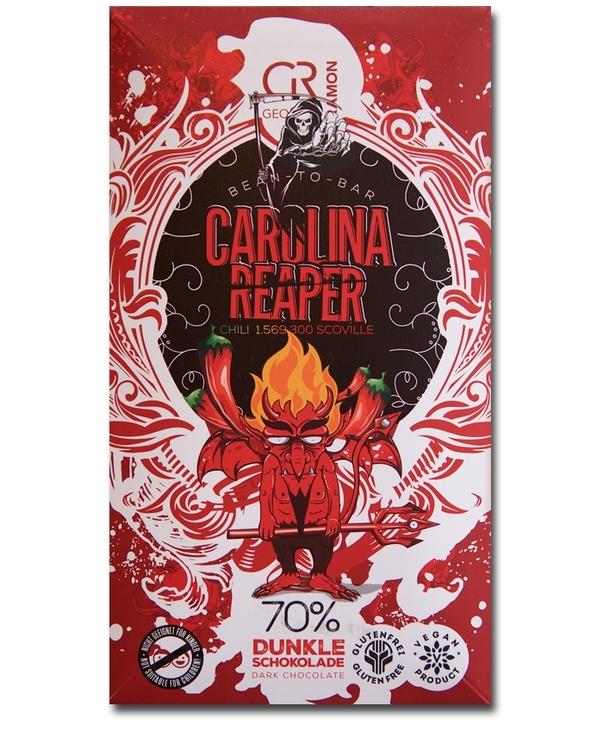 GR Carolina Reaper (Världens starkaste choklad)