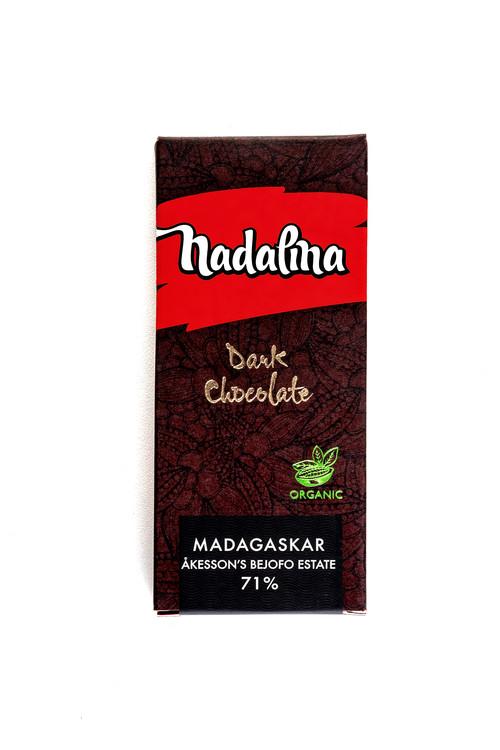 Nadalina 71% Madagaskar Organic